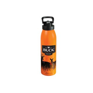 Aluminium Water Bottle 24 (Orange)
