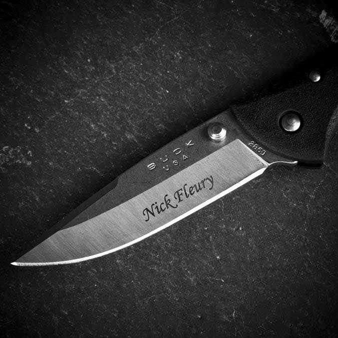 285 Bantam Knife (Medium / Black)